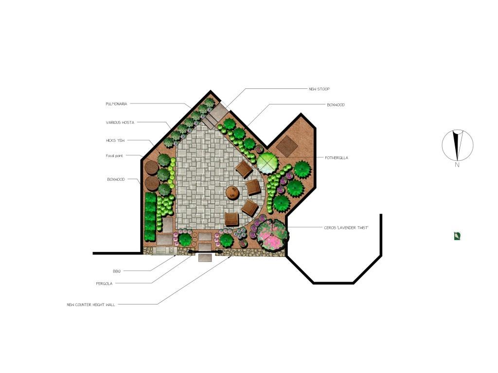 Landscape design Kent CT