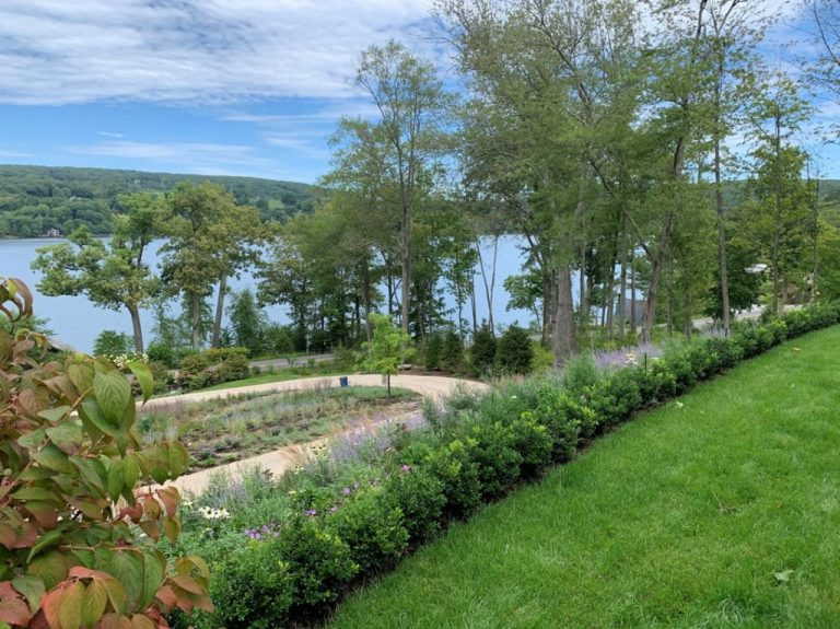 Lake Waramaug Landscape